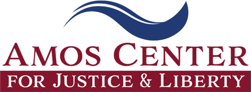 Amos Center for Justice & Liberty Logo
